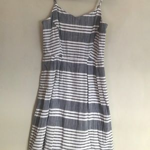 Stripped ON cami dress